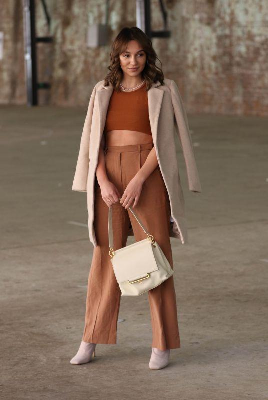 BELLA VARELIS at Sydney Fashion Week 06/01/2021