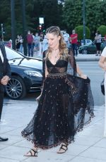 BIANCA BRANDOLINI and EUGENIE NIARCHOS at Christian Dior Fashion Show in Athens 06/17/2021