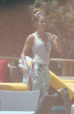 BROOKE BURKE Out Shopping for New Furniture in Malibu 06/15/2021