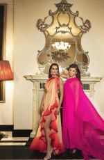 BROOKE SHIELDS and HELENA CHRISTENSEN in L