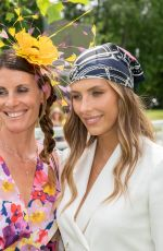 CAMILLE CERF at Longines Grand Prix de Diane in Chantilly 06/20/2021