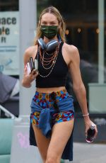 CANDICE SWANEPOEL Out and About in New York 06/07/2021
