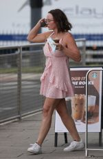 CHANELLE HAYES Out and About in London 06/21/2021