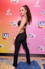 CHARLI XCX at LA Pride and Tik-Tok Host Thrive With Pride Concert in Los Angeles 06/10/2021