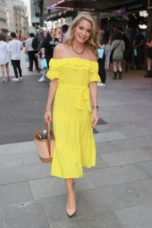 CHARLOTTE COLEMAN Arrives at Hitman's Wife's Bodyguard Premiere in London 06/14/2021