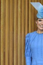 CHARLOTTE HAWKINS at Royal Ascot Day 06/18/20211