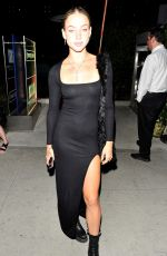 CHARLY JORDAN at Bos Steakhouse in West Hollywood 06/19/2021