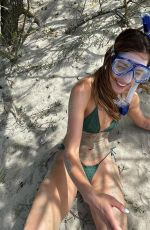 CHLOE BENNET in Bikini - Instagram Photos 06/23/2021