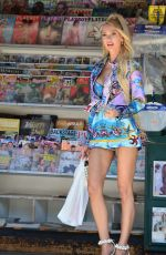 CHRISTINE MCQUINN at a Magazine Stand in Beverly Hills 06/07/2021