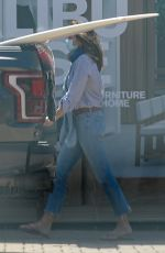 CINDY CRAWFORD Out and About in Malibu 06/06/2021