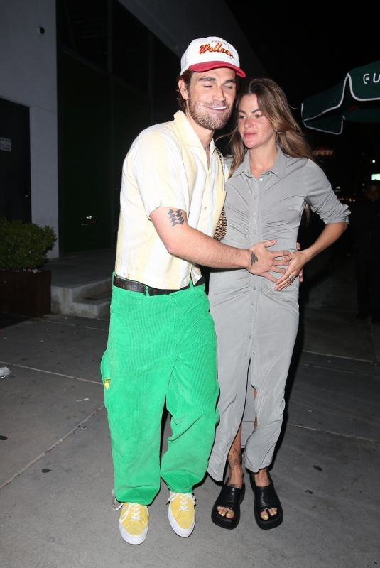 CLARA BERRY at Carter Gregory's Birthday Party in West Hollywood 06/20/2021