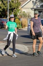 CLAUDINE FARRELL Out and About in Los Feliz 06/14/2021