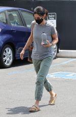 COURTENEY COX Heading to Yoga Class in Santa Monica 06/15/2021