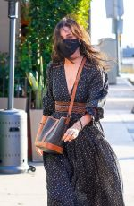 COURTENEY COX Out and About in Santa Monica 06/08/2021
