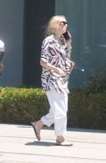 DAKOTA FANNING Out and About in West Hollywood 06/08/2021