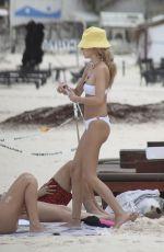 DELILAH HAMLIN in Bikini at a Beach in Mexico 06/14/2021