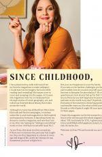 DREW BARRYMORE in Drew Magazine, Summer 2021