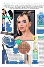 DUA LIPA in Cool Magazine, Canada July 2021