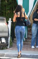 EIZA GONZALEZ Arrives at San Vicente Bungalows in West Hollywood 06/03/2021