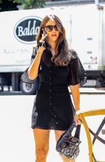 EIZA GONZALEZ Out for Lunch in New York 06/18/2021