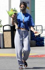 ELISABETTA CANALIS at Bristol Farms in Beverly Hills 06/11/2021
