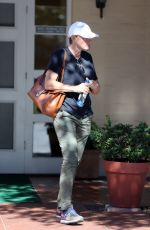 ELLEN DEGENERES Out and About in Montecito 06/25/2021