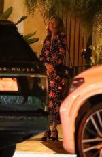 ELLEN POMPEO Night Out in Los Angeles 06/09/2021