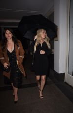 ELLIE GOULDING at Petersham Nurseries x Lily Lewis: Safe Spaces Private View and Dinner in London 06/17/2021