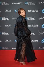 ELODIE VARLET at 60th Monte Carlo Film Festival Opening Ceremony in Monaco 06/18/2021