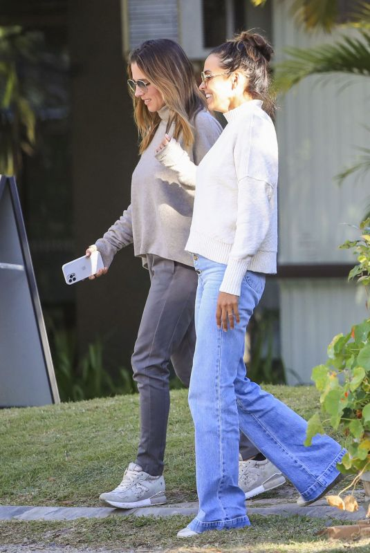 ELSA PATAKY and LUCIANA BAROSSO Out in Byron Bay 06/21/2021