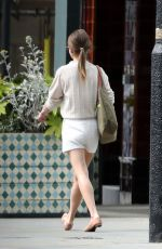 EMILIA CLARKE Out and About in London 06/15/2021