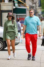 EMILY RATAJKOWSKI and Sebastian Bear McClard Out in New York 06/01/2021