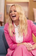 EMMA BUNTON at This Morning TV Show in London 06/08/2021