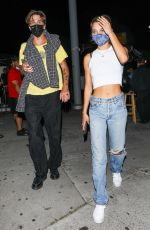EMMA CHAMBERLAIN at The Nice Guy in West Hollywood 06/16/2021