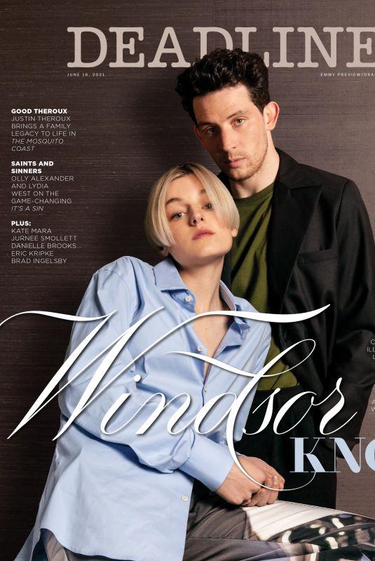 EMMA CORRIN in Deadline Magazine, June 2021