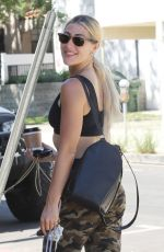 EMMA SLATER Out for Coffee in Los Angeles 06/24/2021
