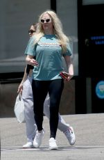 ERIKA JAYNE Out and About in Los Angeles 06/21/2021