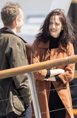 EVA GREEN on the Set of A Patriot in London 06/01/2021