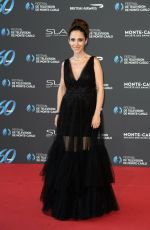 FABIENNE CARAT at 60th Monte Carlo Film Festival Opening Ceremony in Monaco 06/18/2021