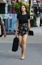 FAMKE JANSSEN Out and About in New York 06/21/2021