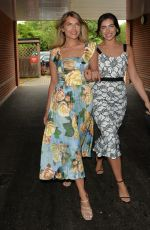 FRANCESCA ALLEN and MARIA WILD at Surrey Hotel 06/04/2021
