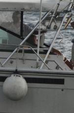 FRANCESCA FARAGO at a Boat Ride in Mexico 06/24/2021