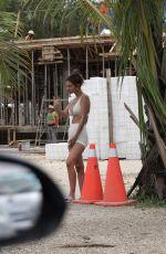 FRANCESCA FARAGO Out in Tulum 06/15/2021