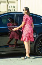 GAL GADOT Arrives at Her Daughter