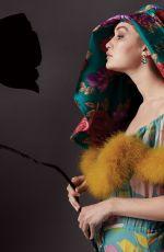 GIGI HADID for Vogue Magazine, 2021