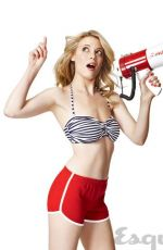 GILLIAN JACOBS for Esquire Magazine, June/July 2012