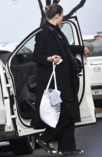 GOERGIA FOWLER Arrives at Her Home in Sydney 06/20/2021