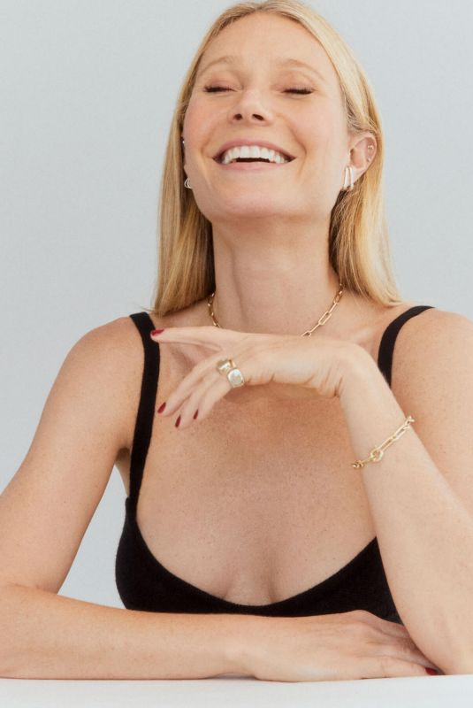GWYNETH PALTROW for Goop Jewelry G Label Collection, June 2021