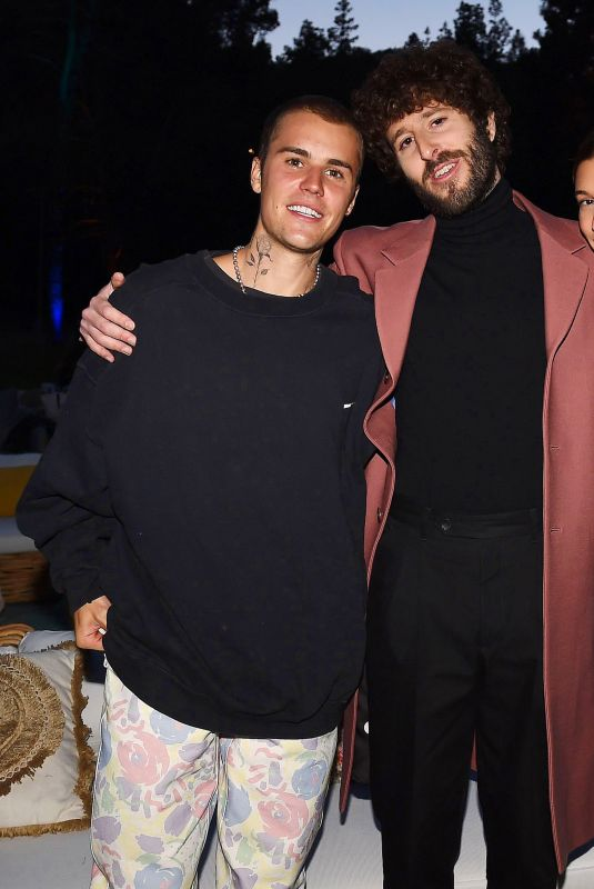 HAILEY and Justin BIEBER at Dave, Season 2 premiere in Los Angeles 06/10/2021