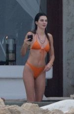 HAILEY BIEBER and KENDALL JENNER in Bikinis in Cabo San Lucas 06/13/2021